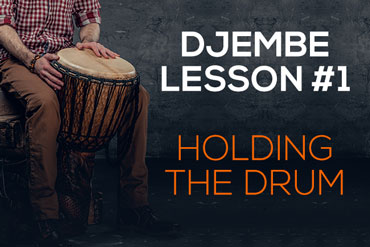Djembe lesson 1