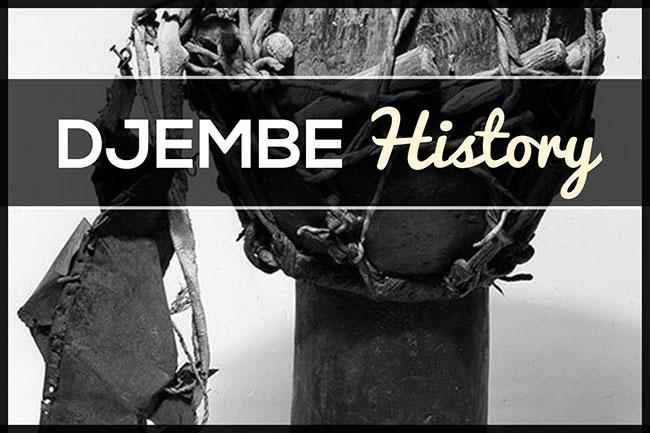 Djembe history