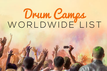 Drum Camps - Worldwide List