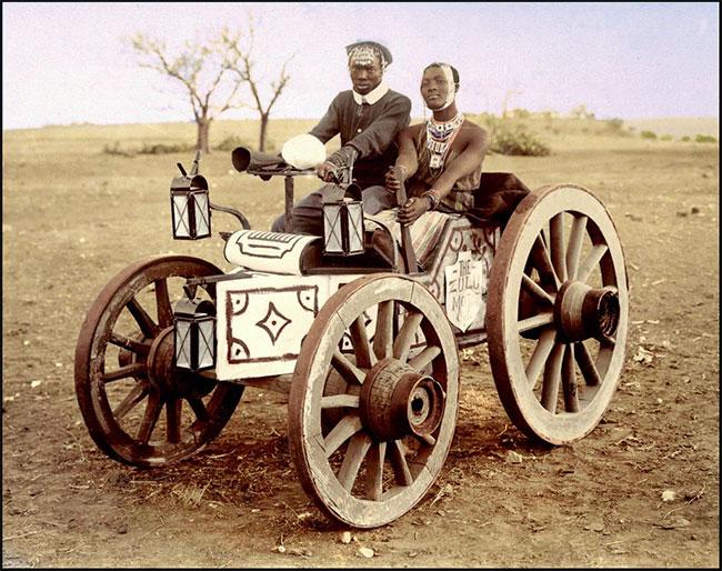 The Zulu Motor Cab