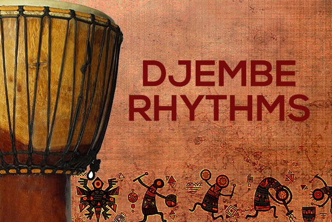 Djembe Rhythms - Afrodrumming
