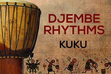 Djembe rhythms - Kuku