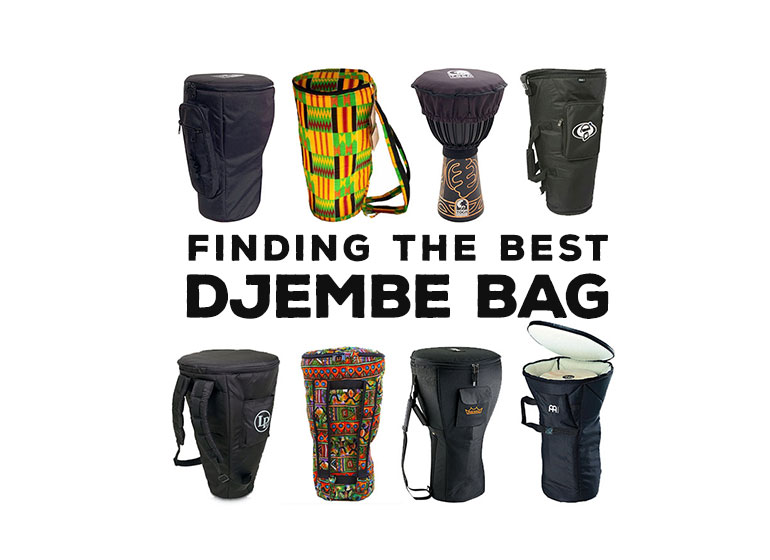 Best Djembe Bag – How To Choose The Right Bag