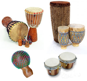 African Music Instruments