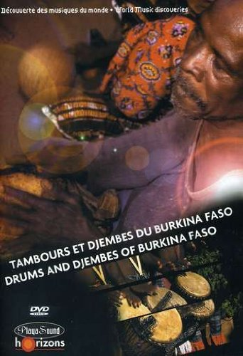 World Music discoveries Djembe DVD